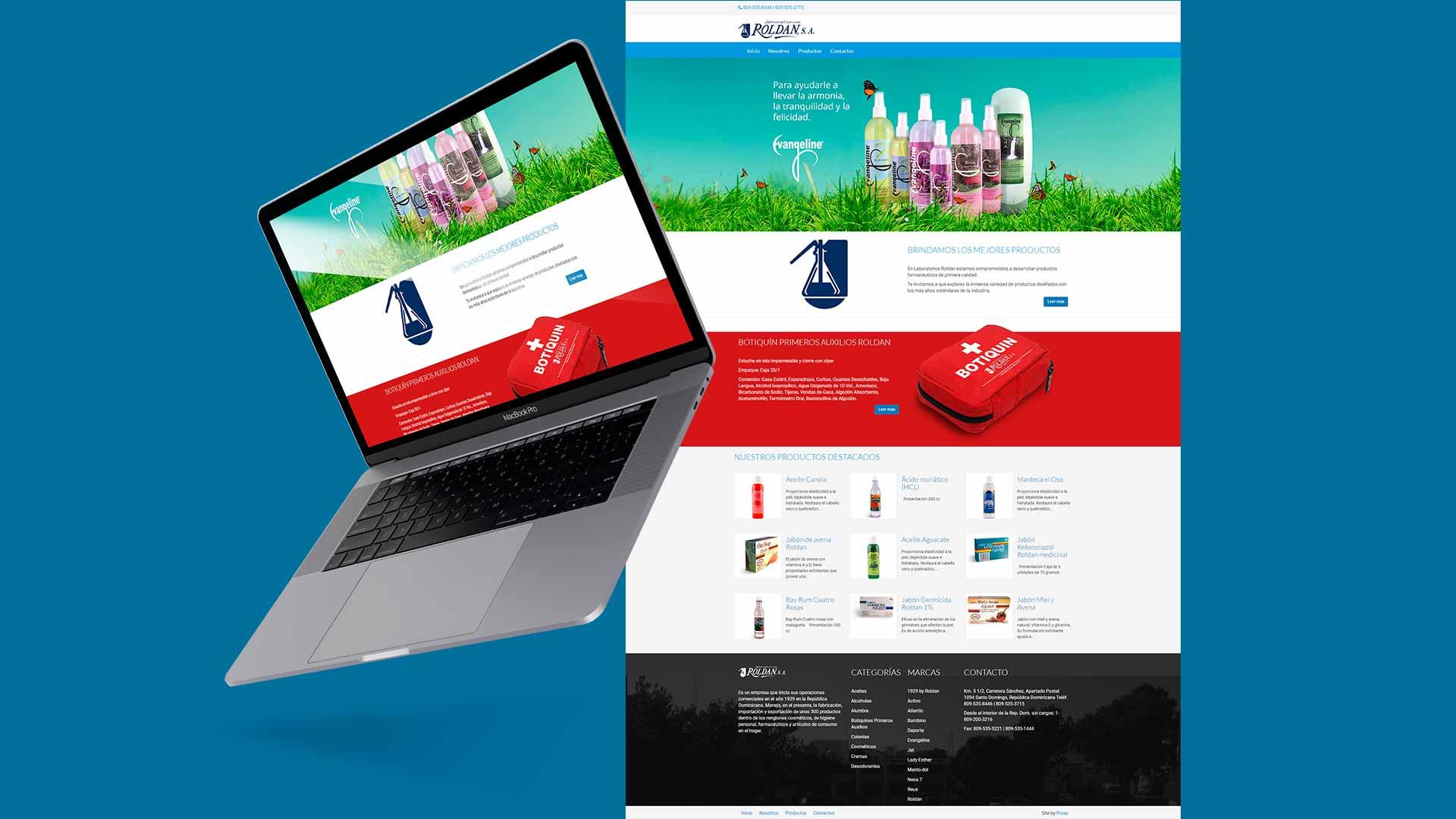 portfolio-roldan-website